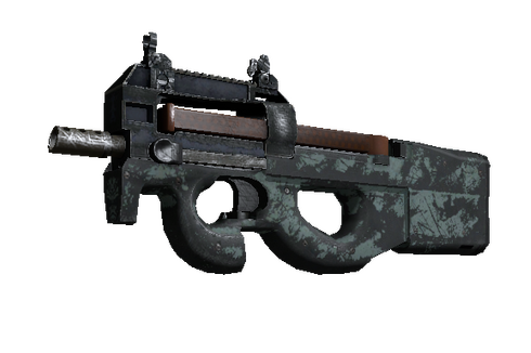 P90 | Storm (Battle-Scarred) Prices
