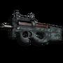 P90 | Storm (Battle-Scarred)