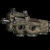 Souvenir P90 | Sand Spray <br>(Minimal Wear)