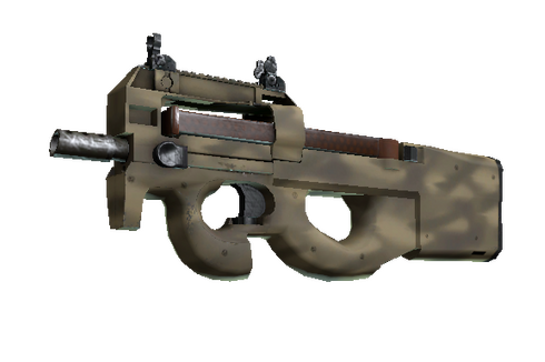 Buy P90 | Sand Spray (Minimal Wear)
