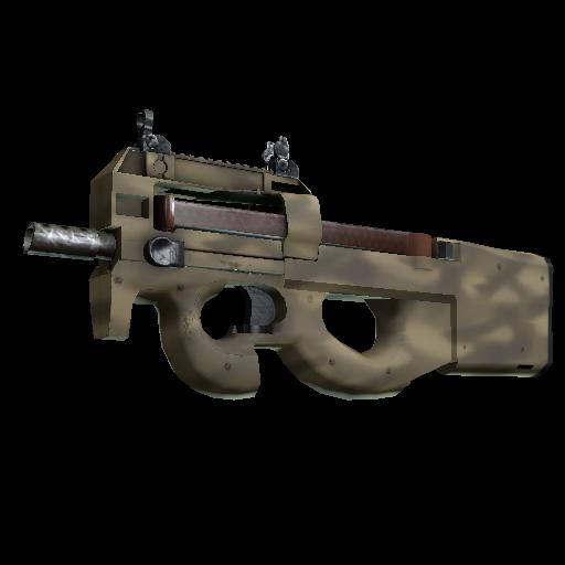 P90 | Sand Spray - gocase.pro