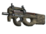 P90   Sand Spray (Well-Worn)
