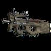 Souvenir P90 | Sand Spray <br>(Well-Worn)