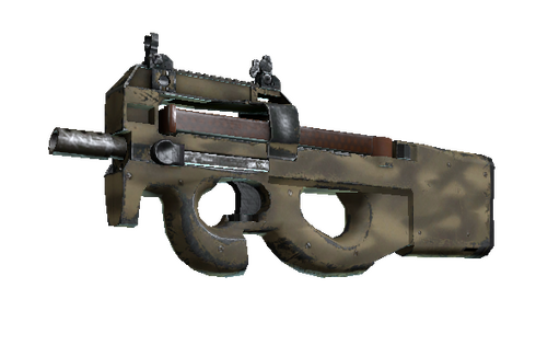 P90 | Sand Spray (Well-Worn) Prices