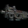 P90   Sand Spray (Battle-Scarred)