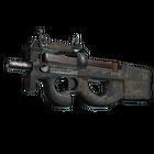 P90 | Sand Spray (Battle-Scarred)