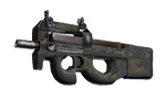 Souvenir P90 | Sand Spray (Battle-Scarred)