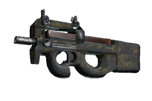 P90 | Sand Spray (Battle-Scarred) Prices