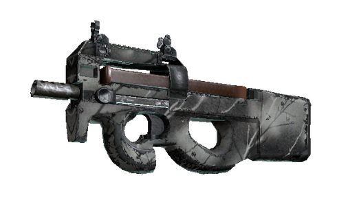 P90 | Ash Wood (Well-Worn) Prices