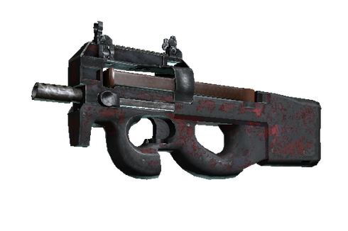 P90 | Fallout Warning (Battle-Scarred) Prices