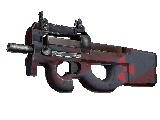 Souvenir P90 | Fallout Warning (Field-Tested)