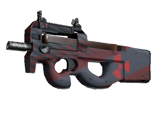 Souvenir P90 | Fallout Warning (Battle-Scarred)