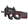 Souvenir P90 | Fallout Warning <br>(Factory New)