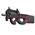 P90 | Fallout Warning <br>(Factory New)