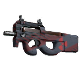 Souvenir P90 | Fallout Warning (Minimal Wear)
