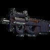 Souvenir P90 | Teardown <br>(Well-Worn)