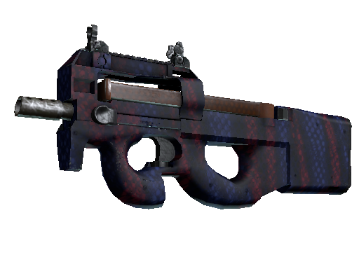 Souvenir P90 | Teardown (Battle-Scarred)