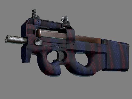 Souvenir P90 | Teardown (Battle-Scarred)