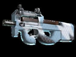 P90 | Арктическая сетка (Немного поношенное)