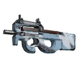 P90 | Glacier Mesh (Well-Worn)
