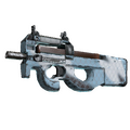 P90 | Glacier Mesh <br>(Field-Tested)