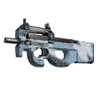 P90 | Glacier Mesh (Field-Tested)