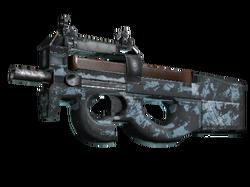 P90 | Арктическая сетка (Закаленное в боях)