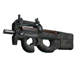 P90 | Scorched (Battle-Scarred)