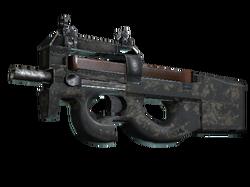 P90 | Сажа (Закаленное в боях)