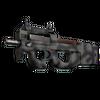 Souvenir P90 | Scorched <br>(Minimal Wear)