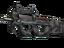 Souvenir P90 | Scorched