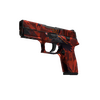 StatTrak™ P250 | Nevermore <br>(Field-Tested)