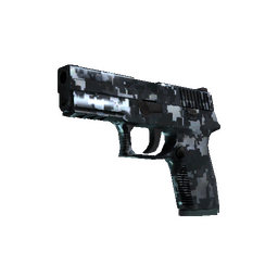 P250 | Steel Disruption (Minimal Wear)