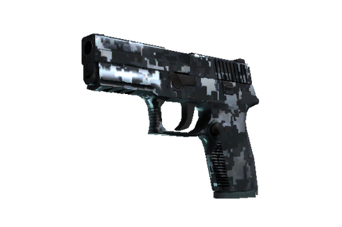 Buy StatTrak™ P250 | Steel Disruption (Factory New)