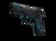 StatTrak™ P250 | Ripple (Battle-Scarred)