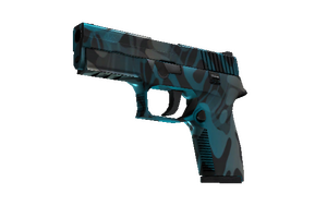 Stattrak Trade P250 Ripple Factory New