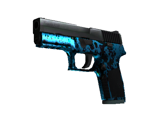 Classified P250 Undertow