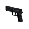 P250 | Dark Filigree <br>(Minimal Wear)