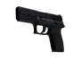 Skin P250 | Dark Filigree