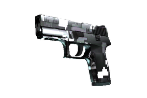 P250 Metallic Ddpat Factory New