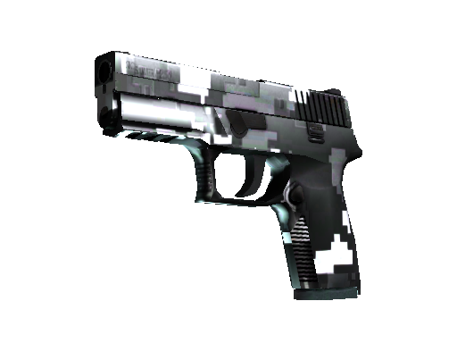 P250 | Metalik DDPAT (Az Aşınmış)