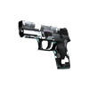 Souvenir P250 | Metallic DDPAT <br>(Minimal Wear)
