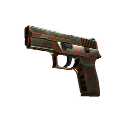 P250 | Verdigris (Factory New)