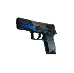 StatTrak™ P250 | Valence (Field-Tested)