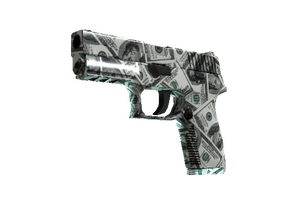 P250 Franklin Minimal Wear