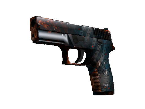 Operation Breakout P250 Supernova