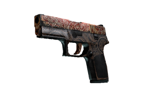 P250 | Mehndi (Battle-Scarred) Prices