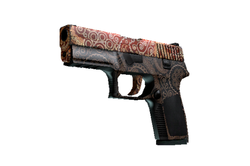 Buy StatTrak™ P250 | Mehndi (Field-Tested)