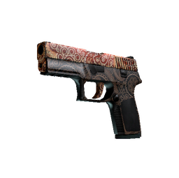 P250 | Mehndi (Well-Worn)