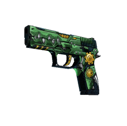 StatTrak™ P250 | See Ya Later (Well-Worn)